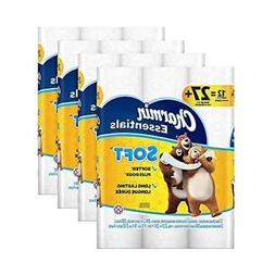 Charmin Essentials Soft Giant Toilet Paper Rolls, 48 Count F