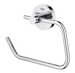 essentials toilet paper holder without