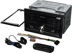 Kenwood eXcelon Double DIN In-Dash Bluetooth Stereo Receiver