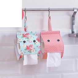 SOFT Duvet Covers fabric rolls of paper bags/hanging Pocket