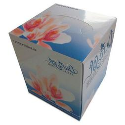 GEN Facial Tissue Cube Box 2-Ply White 85 Sheets/Box 85/Box