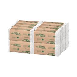 MARCAL Folded Paper Towels, 10 1/8 x 13, C-Fold, White, 150/