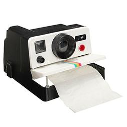CLSstar Newest funny Retro Camera Shaped Toilet Tissue Paper