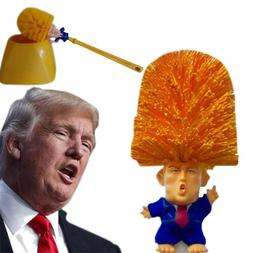 Funny Toilet Brush & Paper Make Toilet Great Again Home Clea