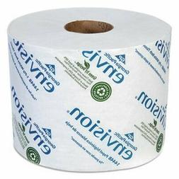 Georgia Pacific Standard Toilet Tissue, 1-Ply, White, 48 Rol