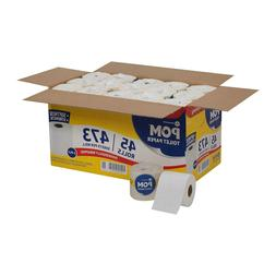 >>>> GEORGIA-PACIFIC TOILET PAPER>45 ROLLS  = FREE SHIPPING