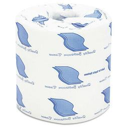 General Supply Bath Tissue, 2-Ply, 420 Sheets/Roll, White, 9