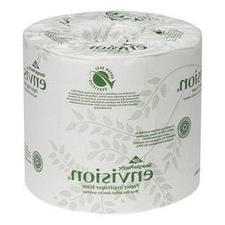 GPC 19885 Envision Embossed Bathroom Tissue, 2-Ply, 4 X 3 1/