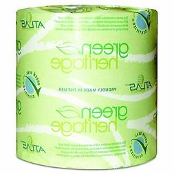 green heritage 2ply toilet tissue 96 500