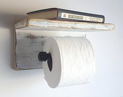 Farmhouse Bathroom Decor by Out Back Craft Shack: Toilet Pap