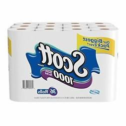 SCOTT KC-12334-36 Bath Tissue - 36 Rolls  - New