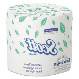 KIM13607 - Embossed Premium Scott 2-Ply Bathroom Tissue