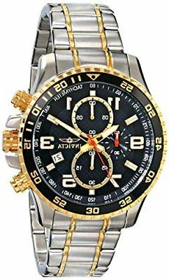 Invicta Men's 14876 Specialty Chronograph 18k Gold Ion-Plate