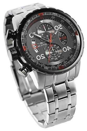 Invicta 17204 Stainless Steel