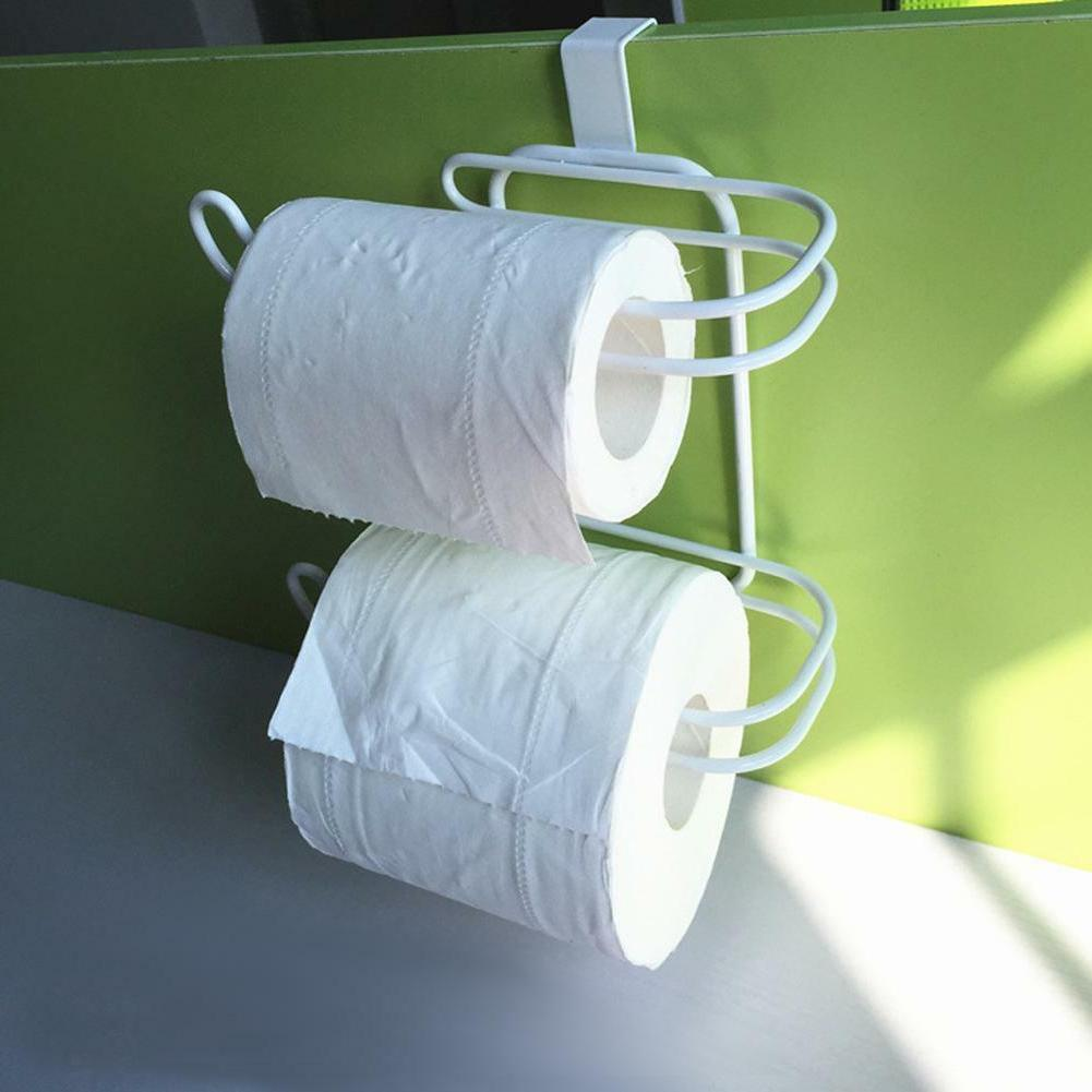 2 Roll Toilet Holder Tank Home