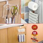 2 Roll Toilet Paper Holder Storage Over The Tank Bathroom Ho