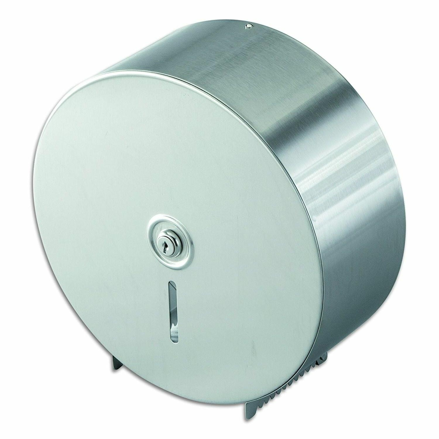2890 jumbo toilet tissue dispenser stainless steel