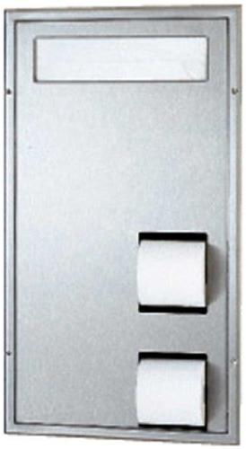 3471 classicseries 304 stainless steel partition mounted