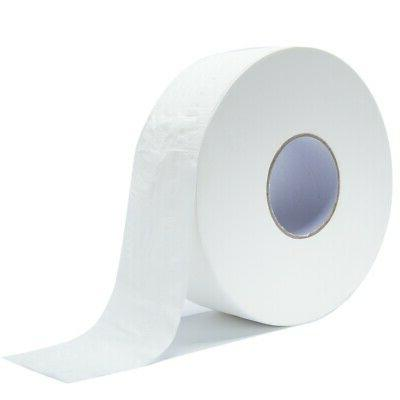 360 Degrees/Roll Bath Bulk Bathroom Rolls White