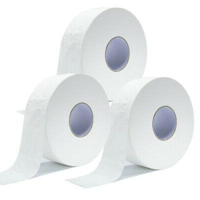 360 Degrees/Roll Bath Tissue Bulk White