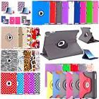 360 Premium Rotating Leather Case Cover For iPad 2 3 4 5th 6