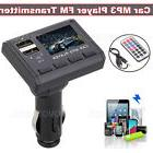 45dB  Music MP3 Player FM Transmitter Modulator Dual USB Cha