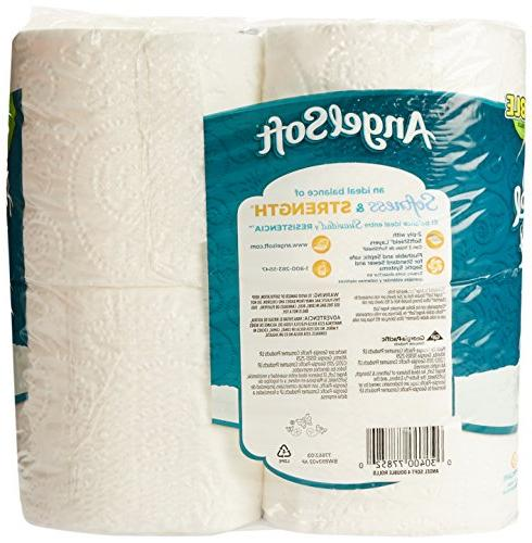 Angel Soft Rolls Tissue, Count