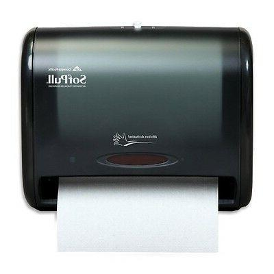 GEORGIA PACIFIC 58470, TOUCHFREE Paper Towel Dispenser, Auto