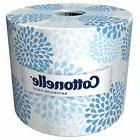 60 Kleenex Cottonelle Bathroom Toilet Tissue, White, 451 She