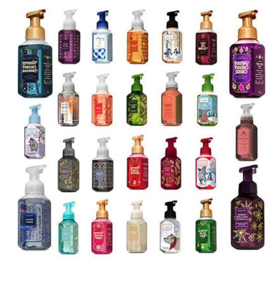 Bath and Body Works Foaming Hand Soap PICK YOUR SCENT New FR