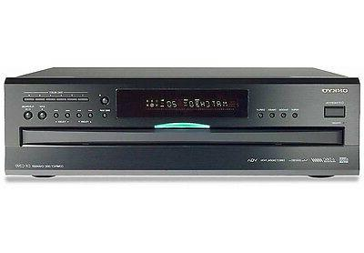 Onkyo - DX-C390 - CD Player - 6 Disc - 40 Programmable Track