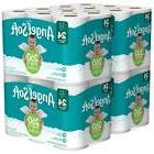 Angel Soft 2 Ply Toilet Paper, 48 Double Bath Tissue (Pack o