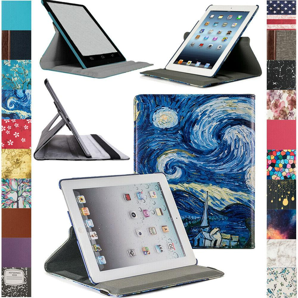 For Apple iPad 2 / 3 / 4th Gen with Retina Display 360 Rotat