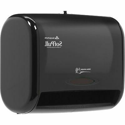 automated touchless paper towel dispenser commercial toilet