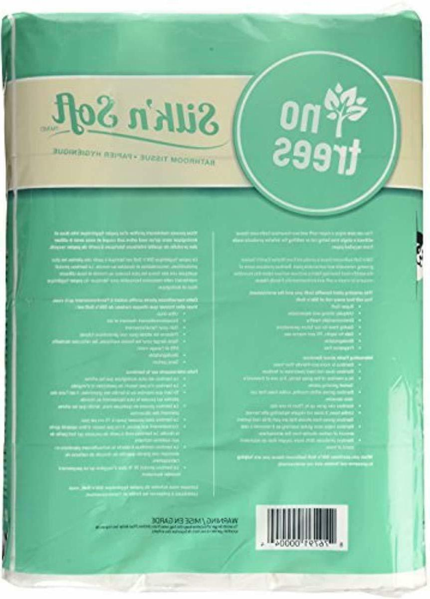 DRAGON Bamboo Paper,12 CT,Tree-Free,3-Ply,Double Bamboo