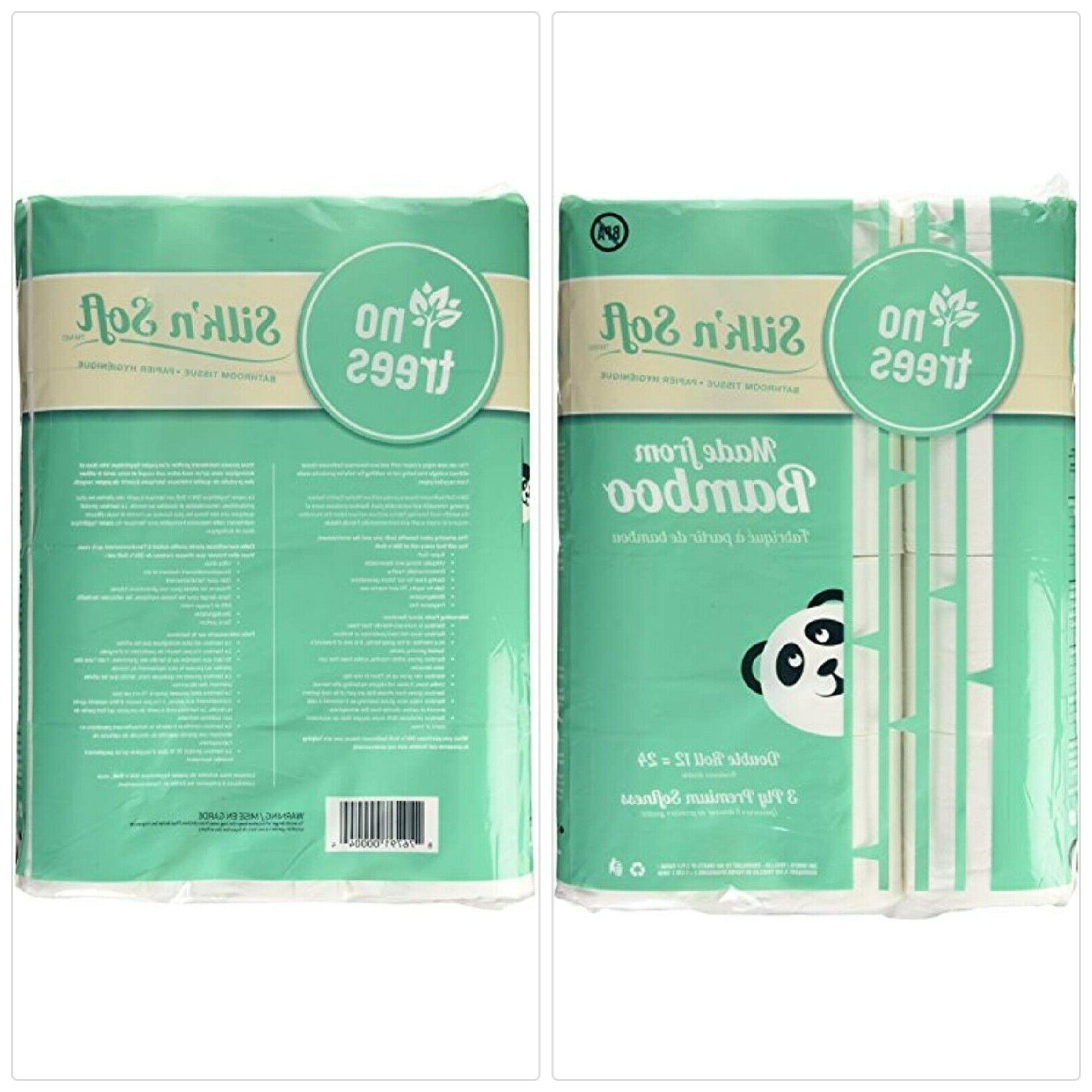 bamboo toilet paper 12 ct tree free