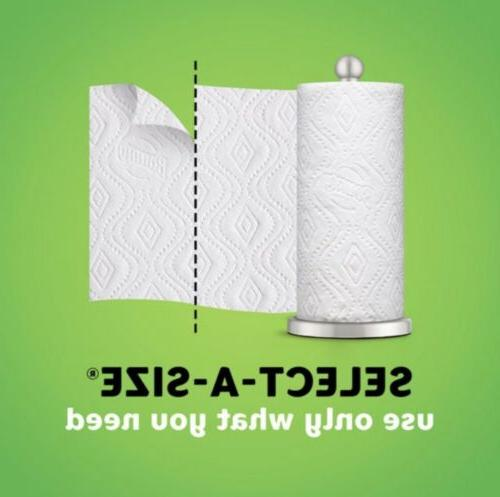 Bounty Paper Towels Roll/Charmin Strong 20 Roll Paper