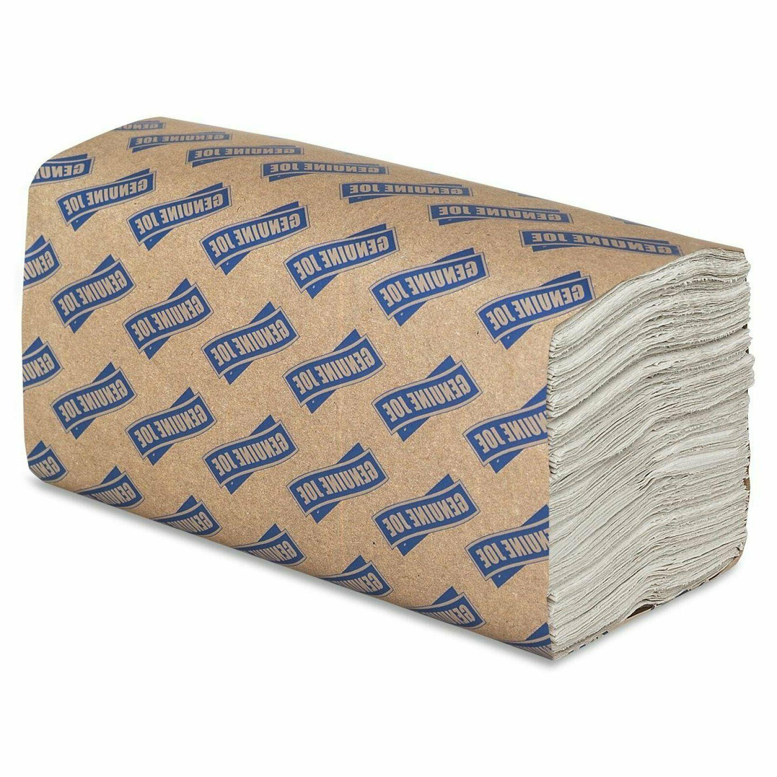 Genuine Joe C-Fold Paper Towels Large Household Safe Home Cl