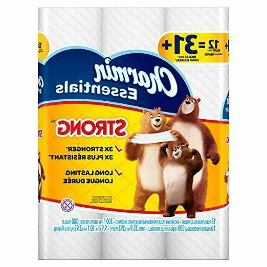 Charmin Strong Paper,