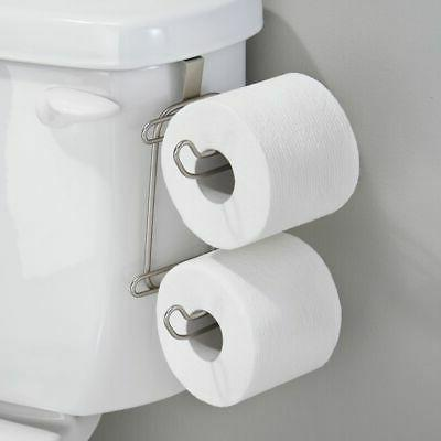 compact hanging over tank toilet
