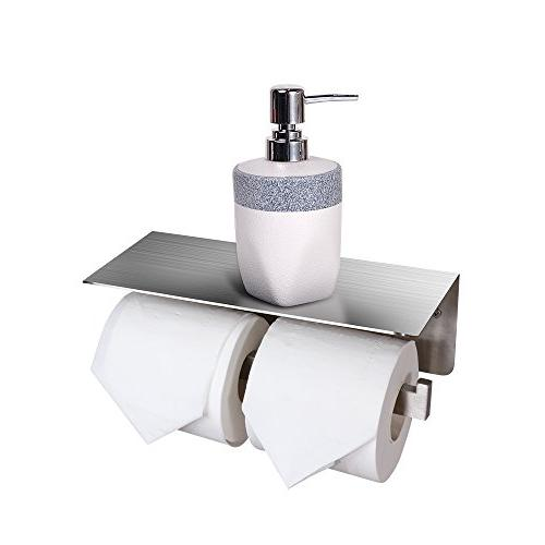 crown toilet paper roll holder
