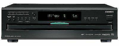 Onkyo DX-C390 CD Changer Receiver with 6-Disc Carousel Chang
