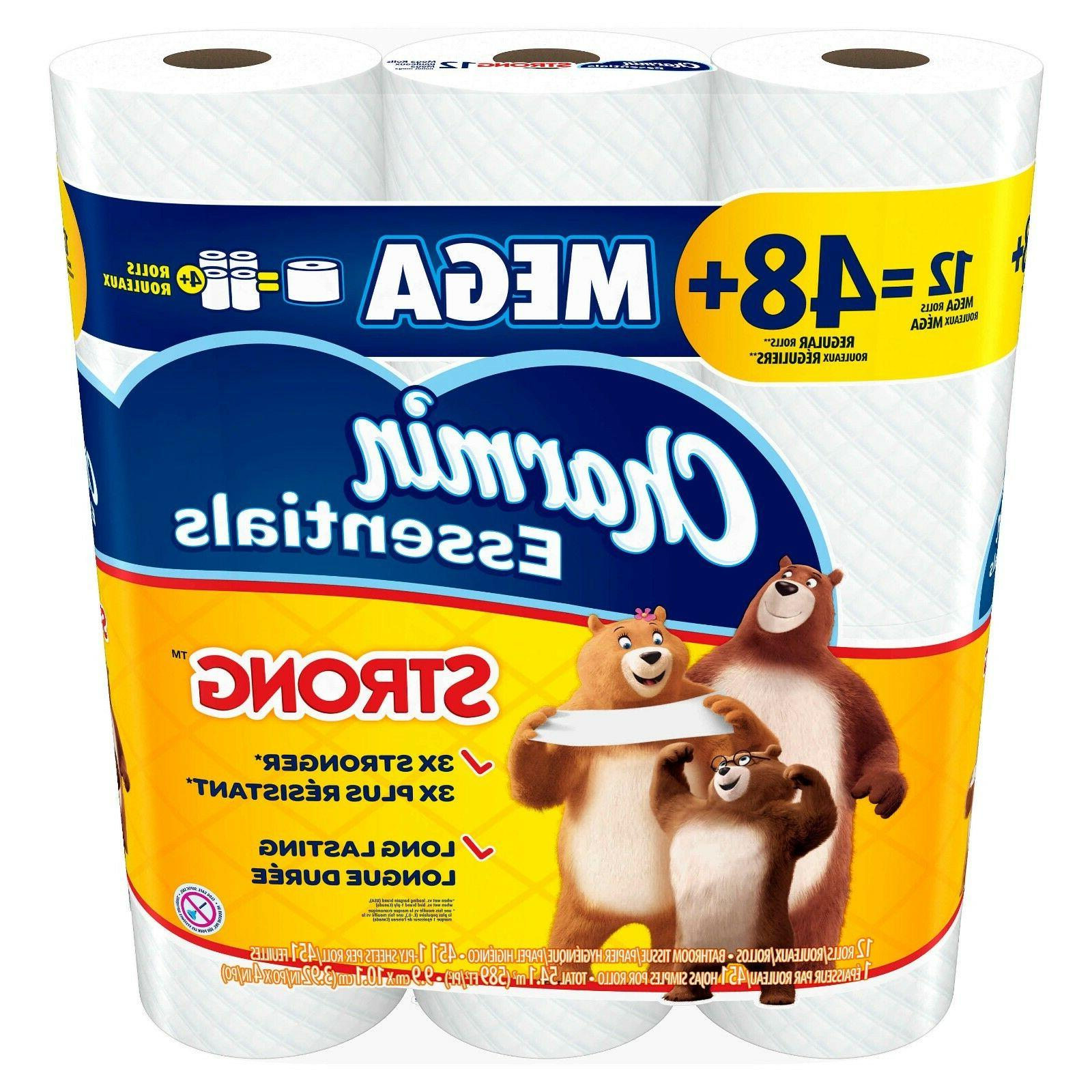 Charmin Essentials Paper 1, OR Free Shipping