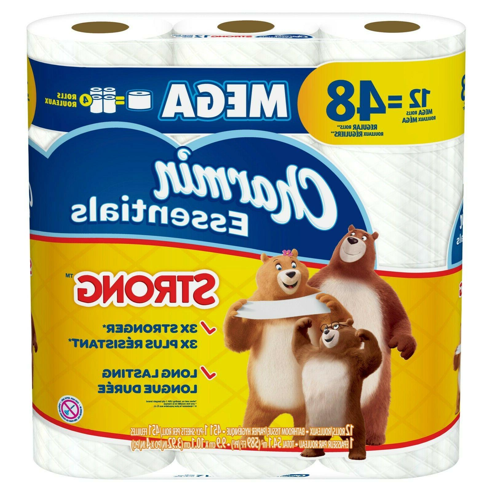 strong toilet paper bath tissue giant 48