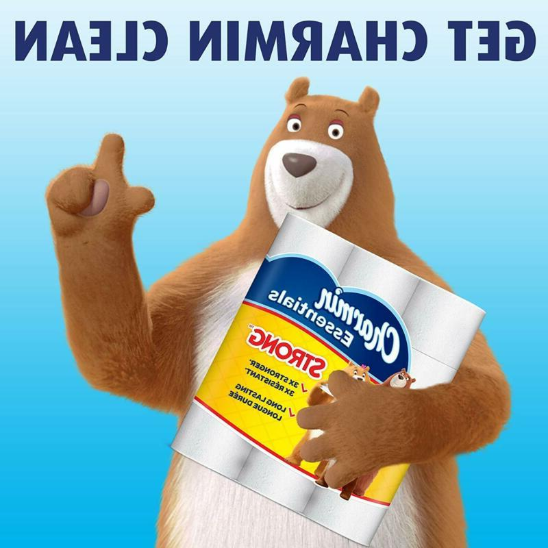 Charmin Essentials Strong Paper, Giant