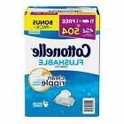 flushable wipes 504 ct free shipping