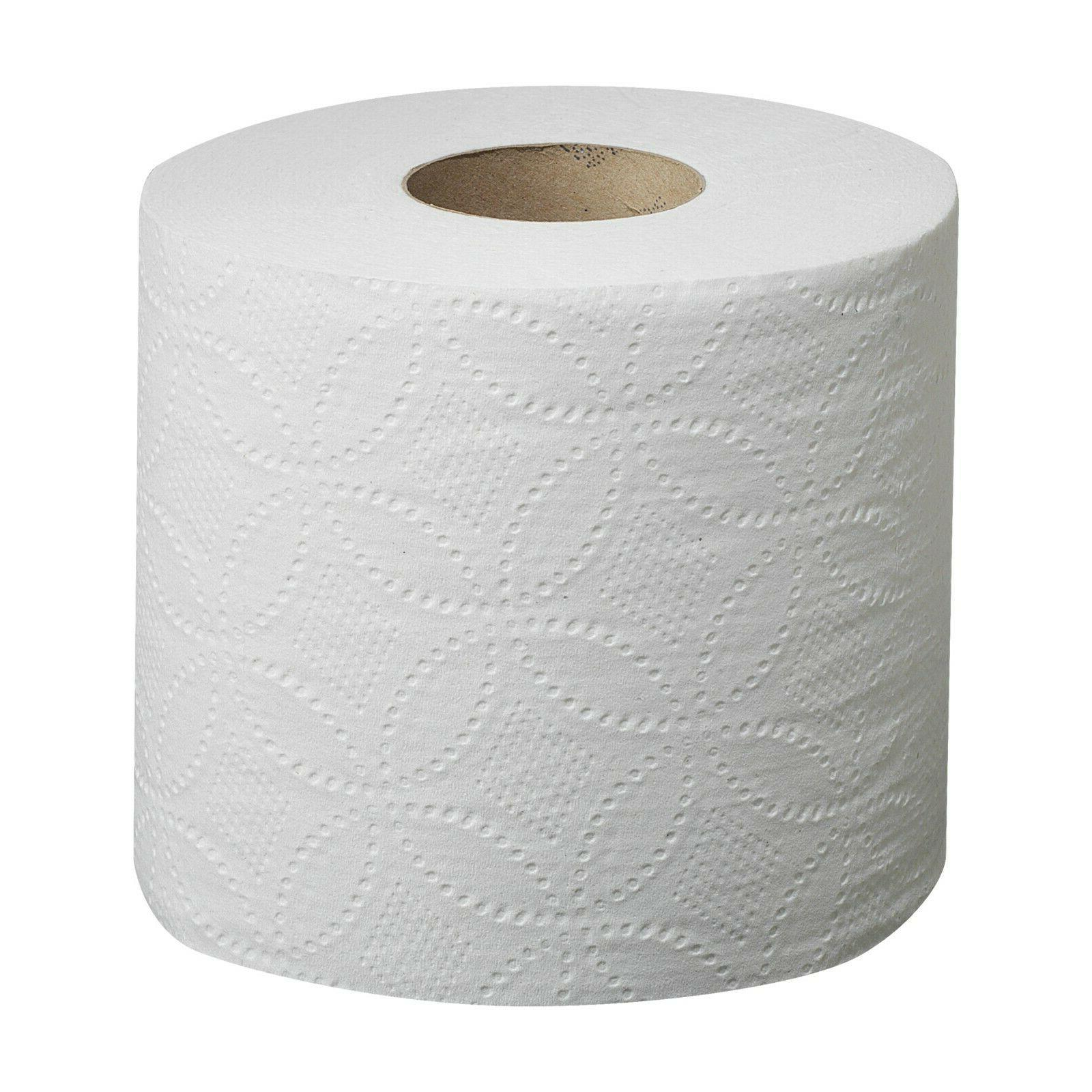 Georgia-Pacific Toilet Wrapped Thick Absorbent