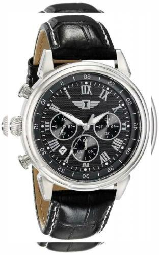 i stainless steel watch
