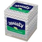 Kimberly-Clark Facial Tissue Lotion Upright 27BX/CT White 25