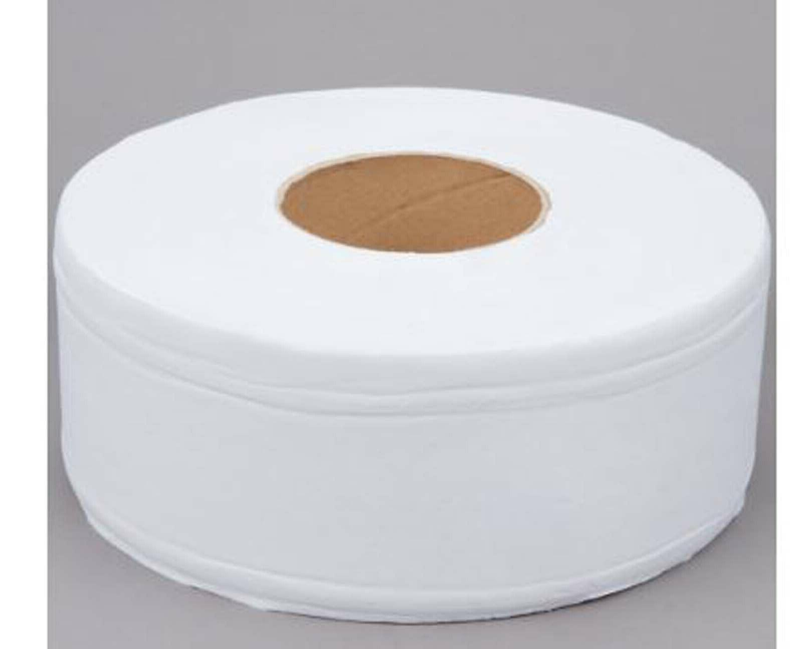 Large 2 Ply Toilet Roll 9 12 White 725